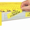 Selbsklebende Etikettenhalter für Regalbreite 1500 mm